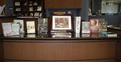 Black History Month Books at the FNU Library