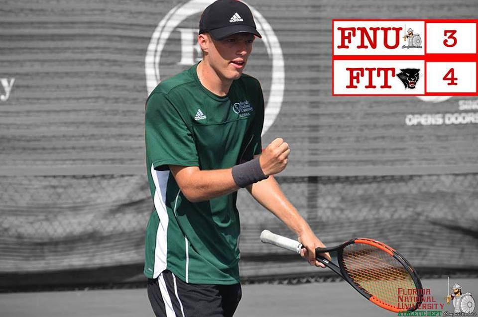 FNU Tennis Player picture