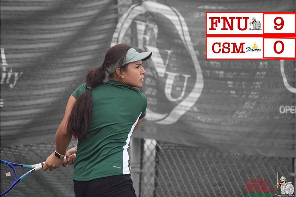 FNU Women's Tennis Picture