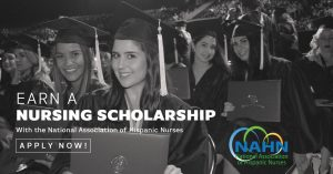 Nursing Scholarship Flyer