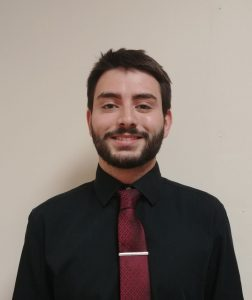 Alex Cabrera - Student Services Officer of South Campus