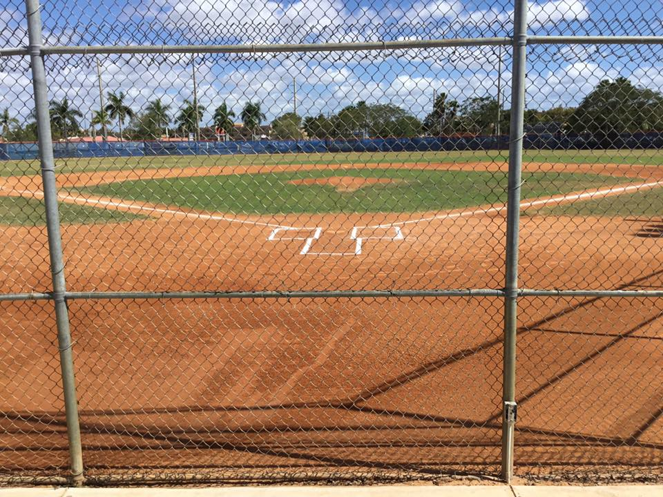 Alex Fernandez Baseball Field picture