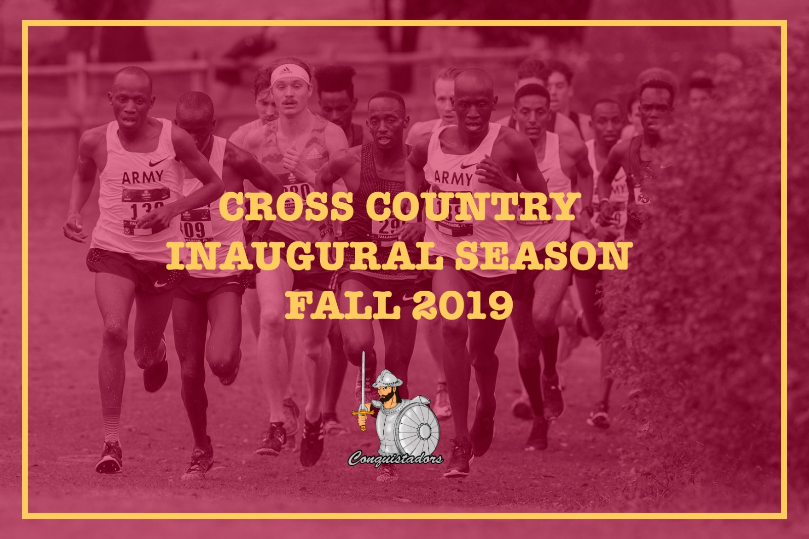 Men's Cross Country Picture
