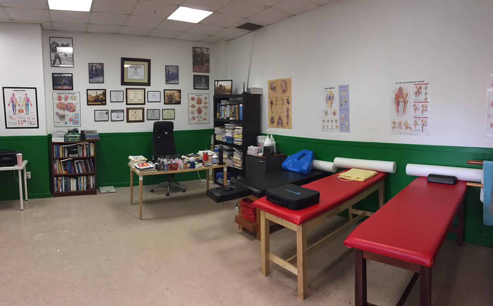 Athletic Training Clinic
