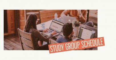 study group schedule for FNU