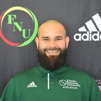 FNU Associate Head Coach Jose Garcia Head-shot picture