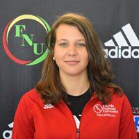 FNU Graduate Assistant Coach Ines Bawedin Head-shot picture