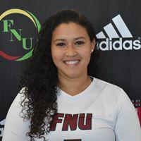 FNU Player Afraina Ammerlaan Head-shot picture