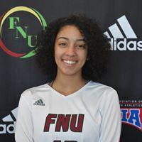 FNU Player Andrea Romero Head-shot picture