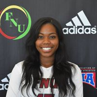 FNU Player Ashley Williams Head-shot picture