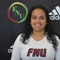 FNU Player Gabriela Hernandez Head-shot picture