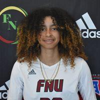 FNU Player Joanne Dania Head-shot picture
