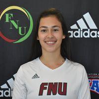 FNU Player Maria Alejandra Liva Head-shot picture