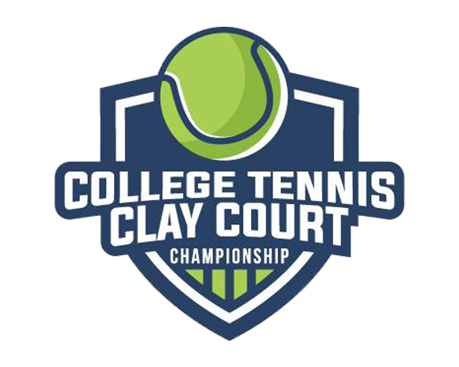 College Tennis Tournament logo