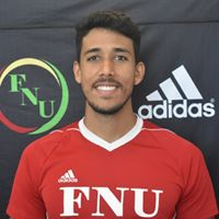 FNU Men's Soccer Player Adair Junio