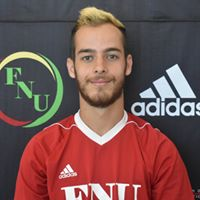 FNU Men's Soccer Player Denilson de Almeida