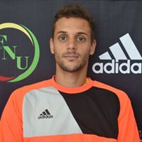 FNU Men's Soccer Player Facundo Grimberg