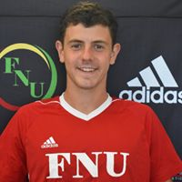 FNU Men's Soccer Player Francisco Crimi