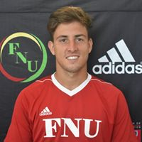 FNU Men's Soccer Player Gregorio Morganti
