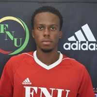 FNU Men's Soccer Player Randy Jackson