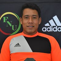 FNU Men's Soccer Player Victor Ruiz