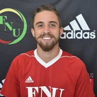 FNU Men's Soccer Player Victor Surya