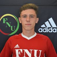 FNU Men's Soccer Player Vinicius Mallmann