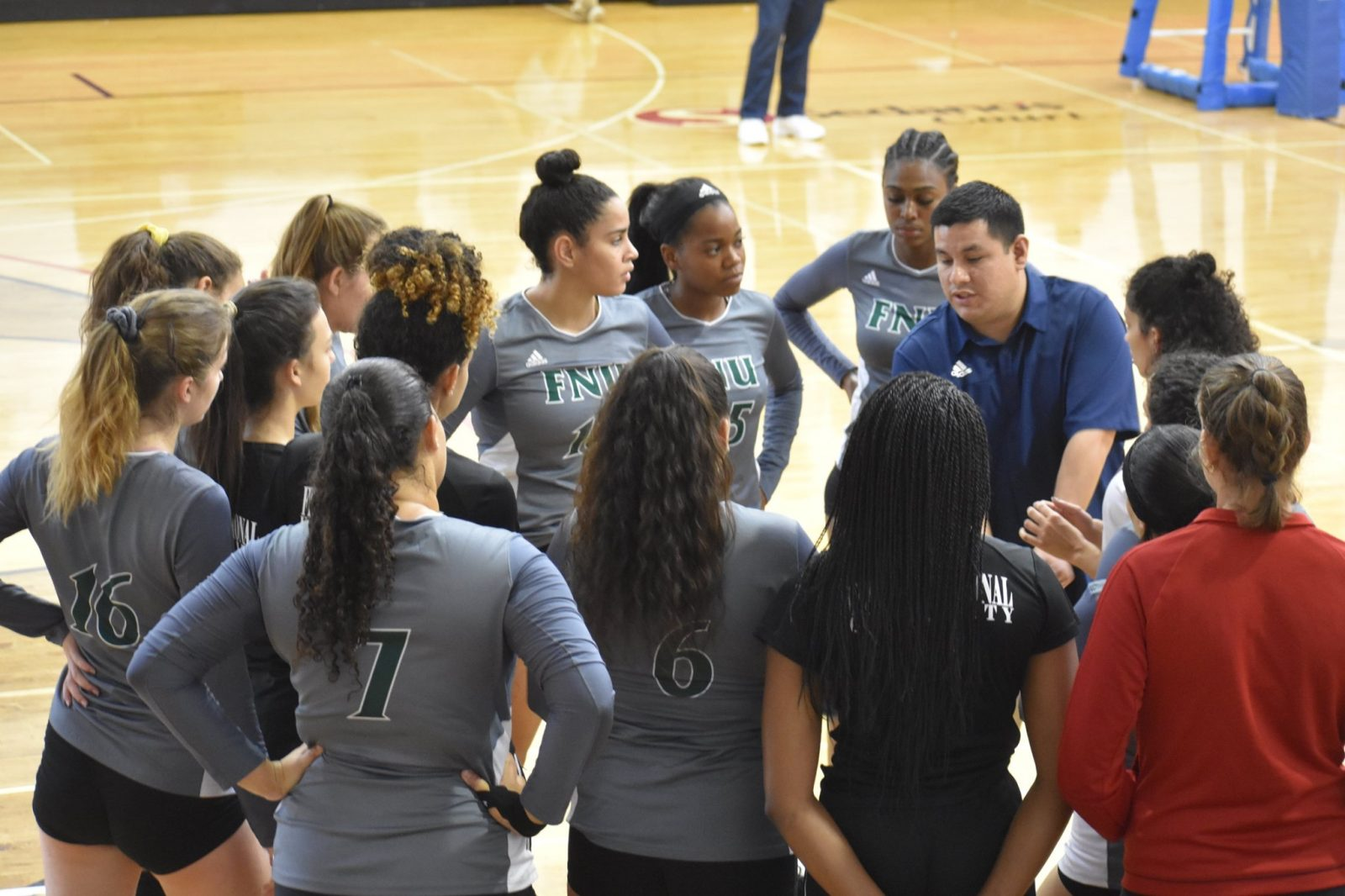 FNU Women's Volleyball picture