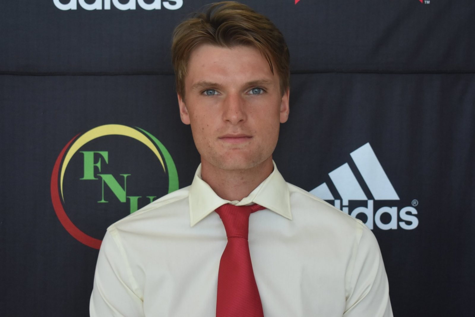 FNU Tennis Player Hamish Lee picture