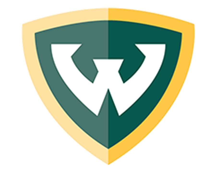 Wayne State University athletics logo