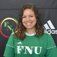 FNU Softball Player Ashley Dominguez
