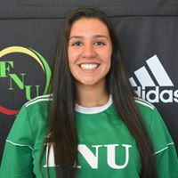 FNU Softball Player Halli Setzer