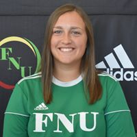 FNU Softball Player Julia Frank