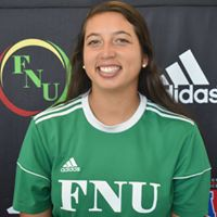 FNU Softball Player Natasha Trujillo