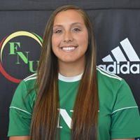 FNU Softball Player Nicole Koczenasz