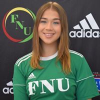 FNU Softball Player Sabrina Steward