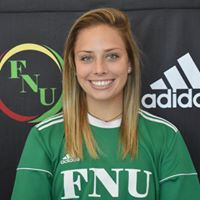FNU Softball Player Taylor Turner