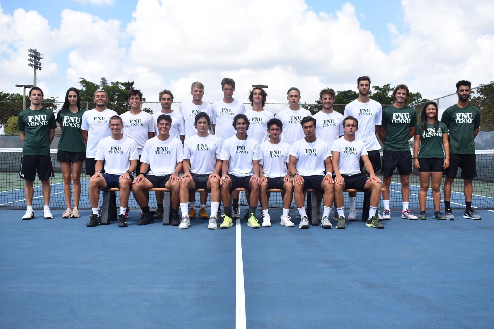 FNU men's tennis team Eligible Players