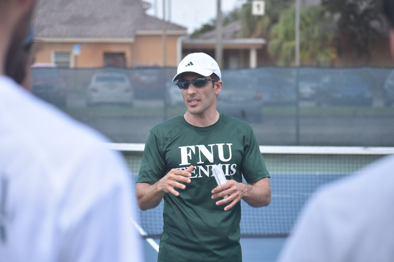 Federico Palombo Tennis Coach