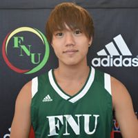 FNU Men's Basketball Player Hirotaka Ohashi