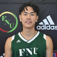 FNU Men's Basketball Player HongXiao Tan