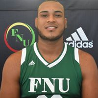 FNU Men's Basketball Player Jordan Cardenas