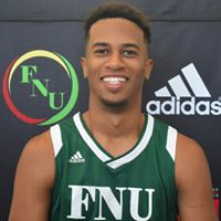 FNU Men's Basketball Player Jose Benitez