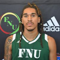 FNU Men's Basketball Player Marco Baggio