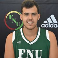 FNU Men's Basketball Player McLean Goulding