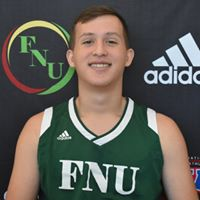 FNU Men's Basketball Player Pride George