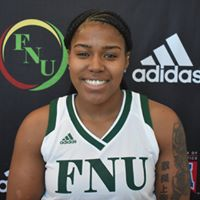 FNU Women's Basketball Player N'mandria Reynolds