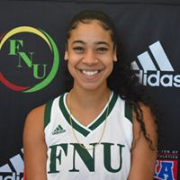 FNU Women's Basketball Player Shannon