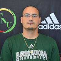 FNU Women's Basketball head coach Yahveh Silva