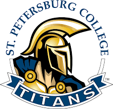 St. Petersburg college athletics logo